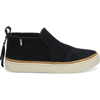 Chaussures Femme Boots Toms Suede Water Resistant Women's Paxton Slipon 38