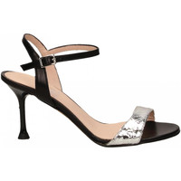 Chaussures Femme Sandales et Nu-pieds Mivida NAPPA nero