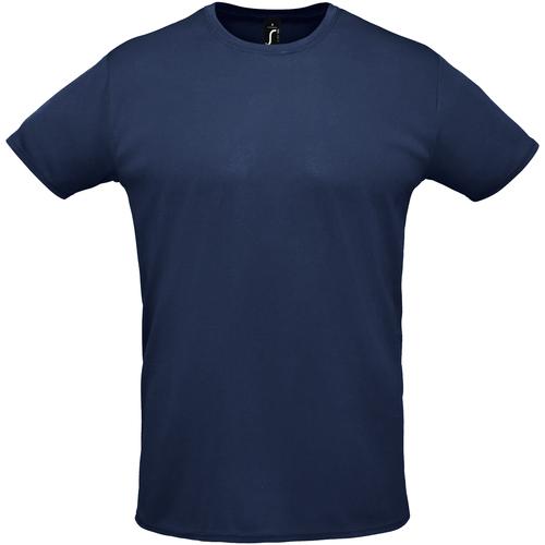 Vêtements Homme T-shirts manches courtes Sols SPRINT SPORTS Azul