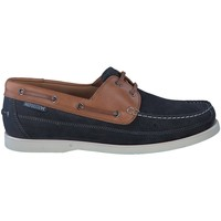 Chaussures Chaussures bateau Mephisto Bateaux BOATING Bleu marine
