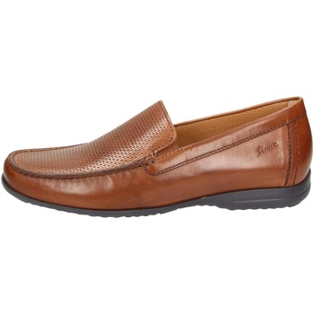 Chaussures Homme Mocassins Sioux GIUMELO Marron