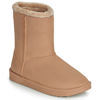 Chaussures Femme Bottes de neige Be Only COSY Beige
