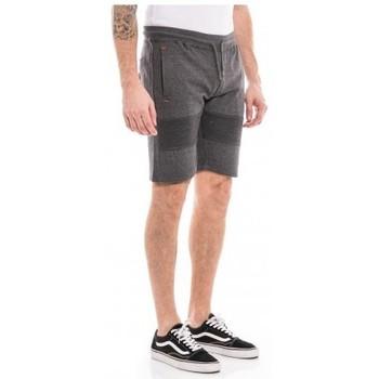 Vêtements Homme Shorts / Bermudas Ritchie Bermuda molleton BANOON Gris foncé
