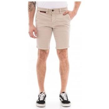 Vêtements Homme Shorts / Bermudas Ritchie Bermuda chino slim BERKLEY Beige
