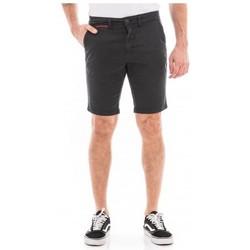 Vêtements Homme Shorts / Bermudas Ritchie Bermuda chino slim BERKLEY Bleu marine
