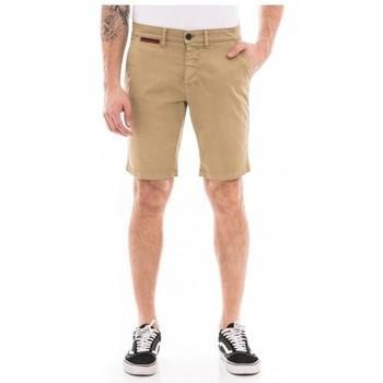 Vêtements Homme Shorts / Bermudas Ritchie Bermuda chino slim BERKLEY Marron