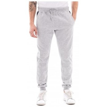 a8ec3659d277c Vêtements Homme Pantalons de survêtement Ritchie Pantalon jogging slim  CALIVIL Gris
