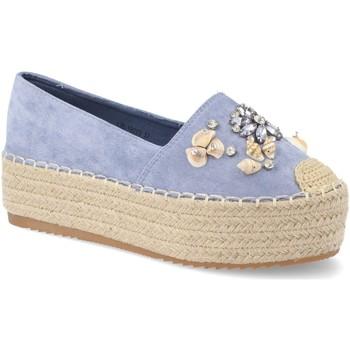 Chaussures Femme Espadrilles Buonarotti 1JB-19223 Azul