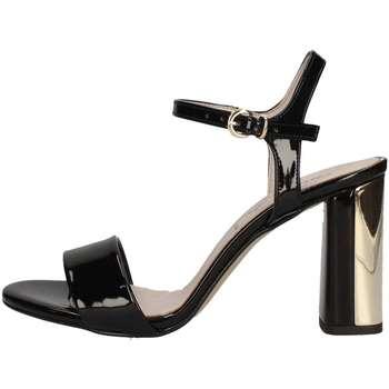 Chaussures Femme Sandales et Nu-pieds Margot Loi 2384L007 NOIR