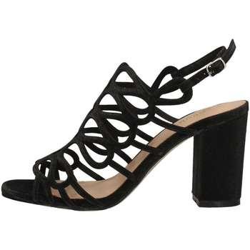 Chaussures Femme Sandales et Nu-pieds Menbur 09524 NOIR