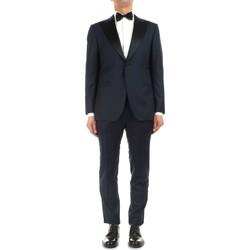 Vêtements Homme Costumes  Kiton UASM861K07R1504001 bleu