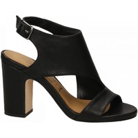 Chaussures Femme Sandales et Nu-pieds Salvador Ribes MARTA HARLEY nero
