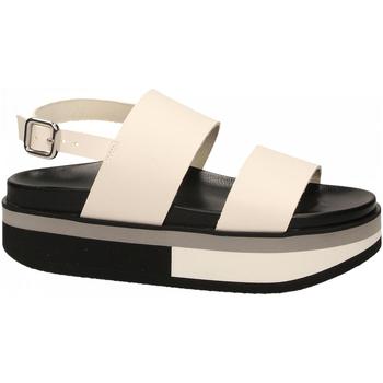 Chaussures Femme Sandales et Nu-pieds Frau NATURAL-S bugr-burro-grigio