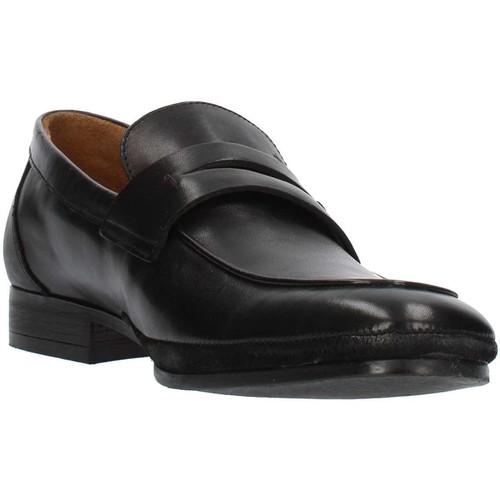 Ramadori 10320 Homme Mocassins Sandro Noir Chaussures 0PNnwkX8O