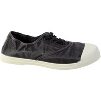 Chaussures Femme Baskets basses Natural World Tennis Lacet INGLES ELASTICO ENZIMATICO 102E NEGRO