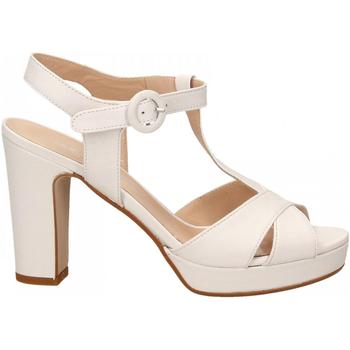 Chaussures Femme Sandales et Nu-pieds Les Venues NAPPA bianco