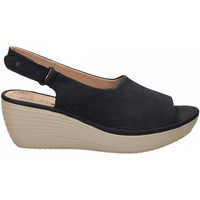 Chaussures Femme Sandales et Nu-pieds Clarks REEDLY SHAINA NUBUCK navy