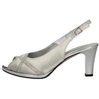 Chaussures Femme Sandales et Nu-pieds Soffice Sogno E9385 ARGENT