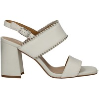 Chaussures Femme Sandales et Nu-pieds Adele Dezotti AV2402 BLANC