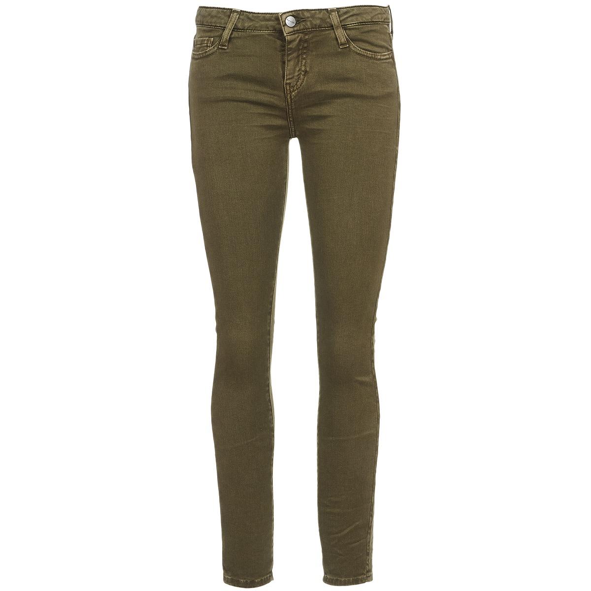 Pantalons 7/8 et 3/4 Acquaverde SCARLETT Kaki