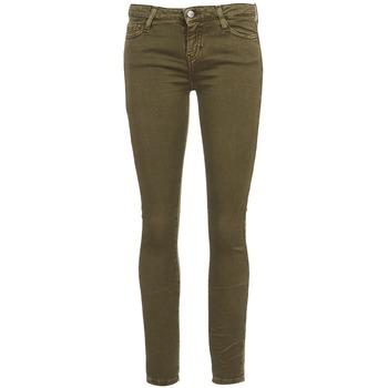 Pantalons 7/8 et 3/4 Acquaverde SCARLETT Kaki 350x350