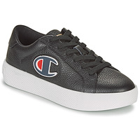 Chaussures Femme Baskets basses Champion ERA LEATHER Noir