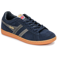 Chaussures Homme Baskets basses Gola EQUIPE SUEDE Bleu / Blanc