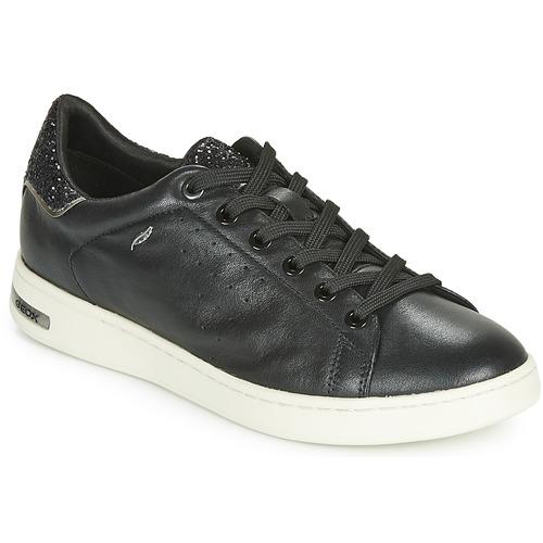 Geox Jaysen Noir Chaussures D Basses Baskets Femme XPZuki