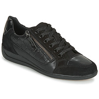 Chaussures Femme Baskets basses Geox D MYRIA A Noir