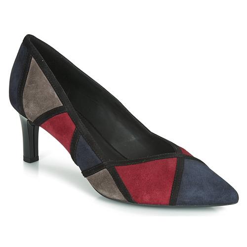 D Femme Bibbiana MarineBordeau Chaussures Escarpins Geox tChQsrd