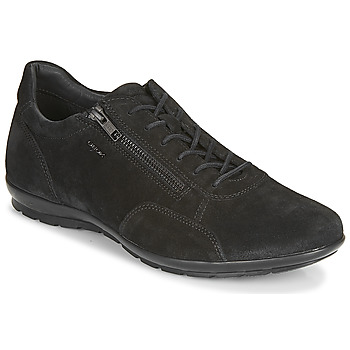 Chaussures Homme Baskets basses Geox UOMO SYMBOL Noir