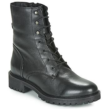 Chaussures Femme Boots Geox D HOARA Noir