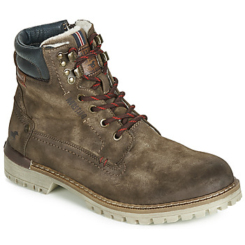 Chaussures Homme Boots Mustang 4142502-389 Marron