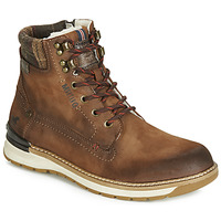 Chaussures Homme Boots Mustang 4141602 Marron