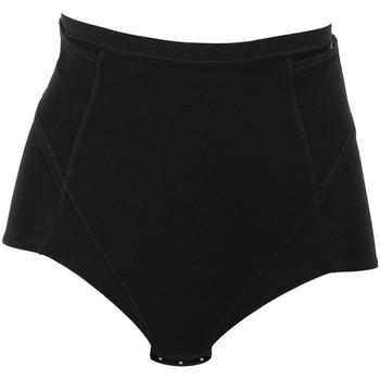 Sous-vêtements Femme Culottes gainantes Anita gaine culotte post accouchement Noir