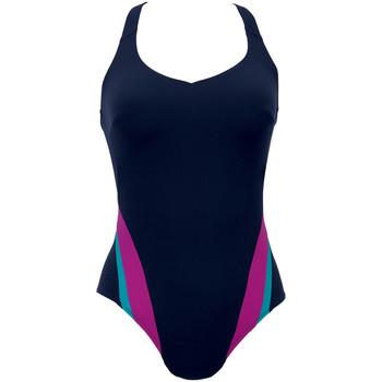 Vêtements Femme Maillots de bain 1 pièce Anita maillot de bain une pièce rosa faia priska Bleu lune