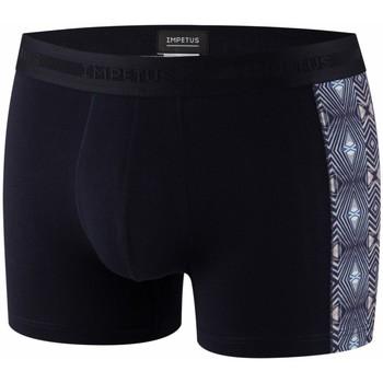 Sous-vêtements Homme Boxers Impetus boxer grin en coton modal Marine