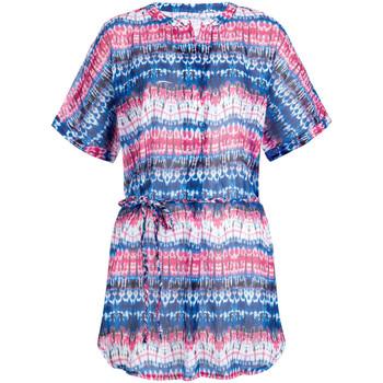 Vêtements Femme Tops / Blouses Anita blouse de plage rosa faia bajo Indigo
