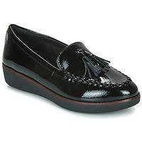 Chaussures Femme Mocassins FitFlop PETRINA MOCASSIN Noir