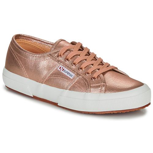 Chaussures Femme Baskets basses Superga 2750 COTMETU Rose