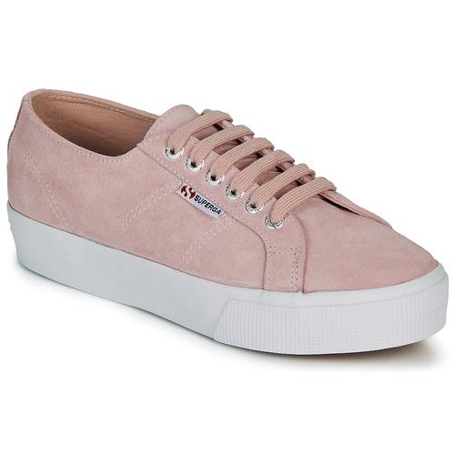 Chaussures Femme Baskets basses Superga 2730 SUEU Rose
