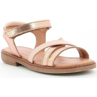 Chaussures Fille Sandales et Nu-pieds Aster Tessia CORAIL
