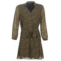 Vêtements Femme Robes courtes One Step RUNI Noir / Kaki