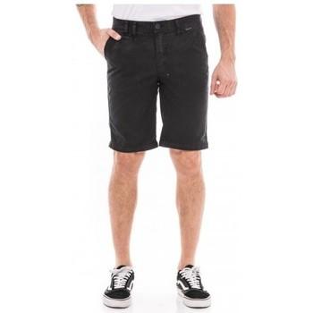 Vêtements Homme Shorts / Bermudas Ritchie Bermuda coupe droite BROWEN Bleu marine