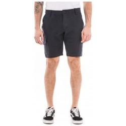 Vêtements Homme Shorts / Bermudas Ritchie Bermuda battle molleton BRUDY Bleu marine