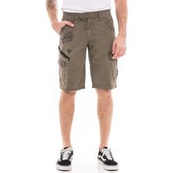 Vêtements Homme Shorts / Bermudas Ritchie Bermuda battle BALIAN Marron