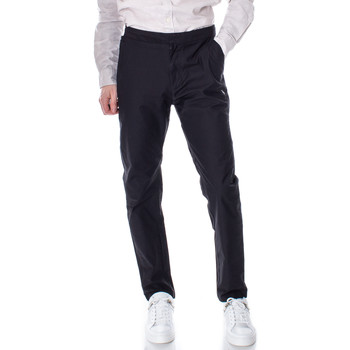 Vêtements Homme Chinos / Carrots Jack & Jones 12150856 Noir