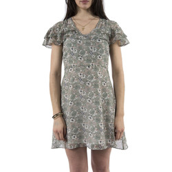Vêtements Femme Robes courtes Molly Bracken p1166bp19 vert