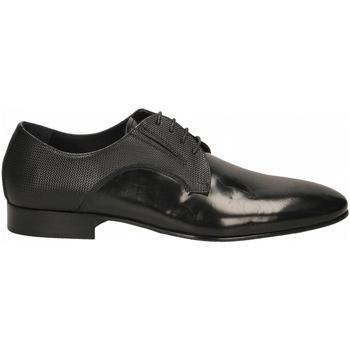 Chaussures Homme Derbies Eveet REX TWIST NERO nero