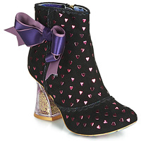 Chaussures Femme Bottines Irregular Choice OUTTA TIME Noir